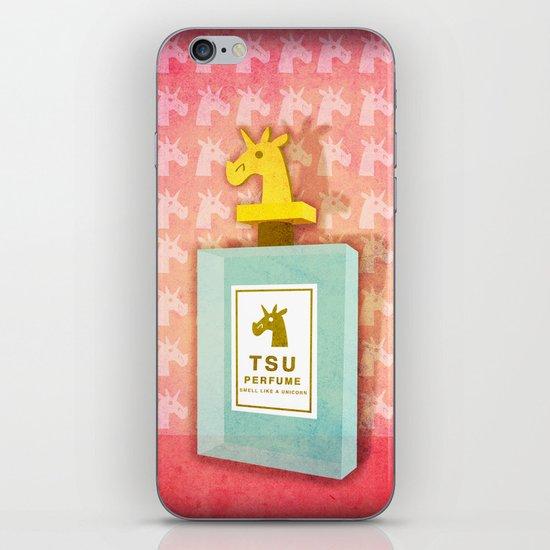 Scent Of Unicorn iPhone & iPod Skin