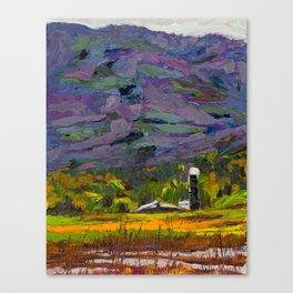 farm in the Shenandoahs Canvas Print