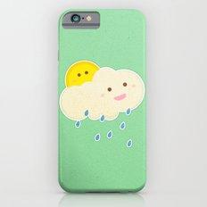 Raining day iPhone 6s Slim Case
