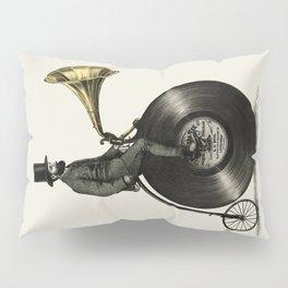Music Man Pillow Sham