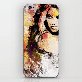 Eastside Angel iPhone Skin