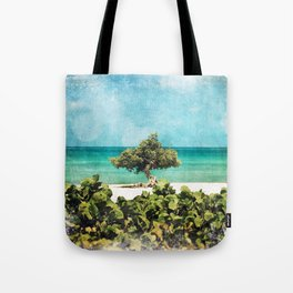 Divi Divi Tree of Life Tote Bag