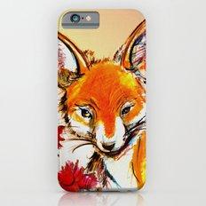 Fox in Sunset iPhone 6s Slim Case