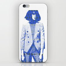 Suit iPhone & iPod Skin
