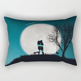 Moon of Love Rectangular Pillow