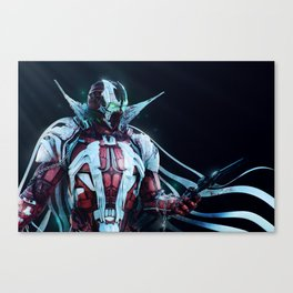 Spawn Horizontal2 Canvas Print