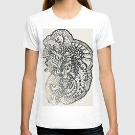 Flashlight Shadow T-shirt