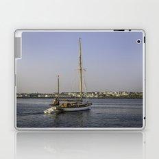 Leaving Dock Laptop & iPad Skin