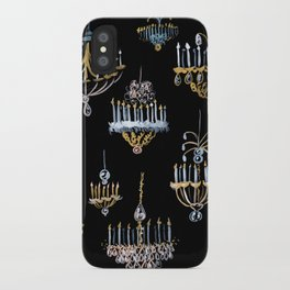 Hall of Mirrors iPhone Case