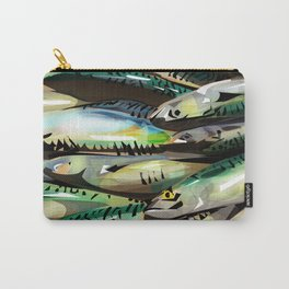 Seafood Market Carry-All Pouch