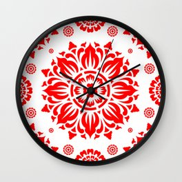 PATTERN ART13 Wall Clock