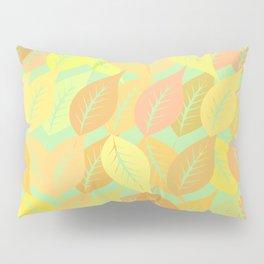Autumn leaves pattern Pillow Sham