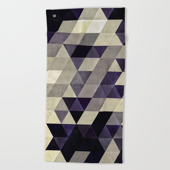 sykyk Beach Towel