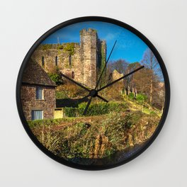 Brecon Castle Wall Clock