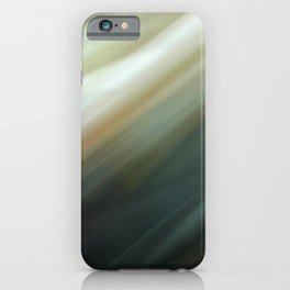 Motion Blur Series: Number Two iPhone Case
