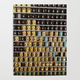 Cans at Pinewood Social Poster