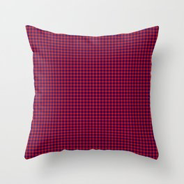 Hamilton Tartan Throw Pillow