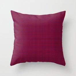 Hamilton Tartan Throw Pillow