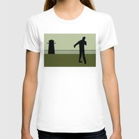 walking dead T-shirts featuring Walking Dead by Drix Design