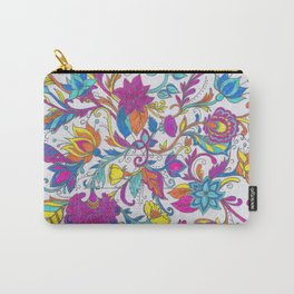 F  L O W E R S Carry-All Pouch