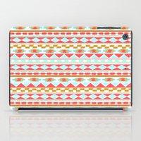 navajo iPad Cases featuring NAVAJO PATTERN by Nika