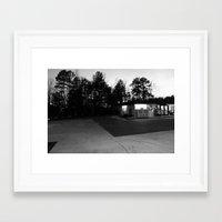 north carolina Framed Art Prints featuring North Carolina by Mary Francis