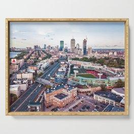 Boston City Serving Tray