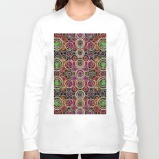 Just wood and colors Long Sleeve T-shirt