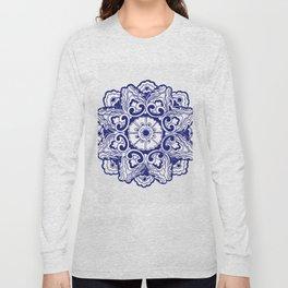 Chinese Lucky Pattern Long Sleeve T-shirt