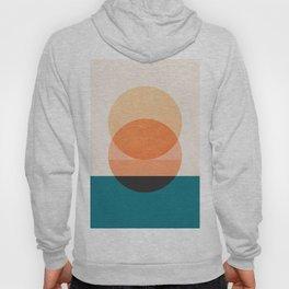 Abstraction_NEW_SUNSET_OCEAN_WAVE_POP_ART_Minimalism_0022D Hoody