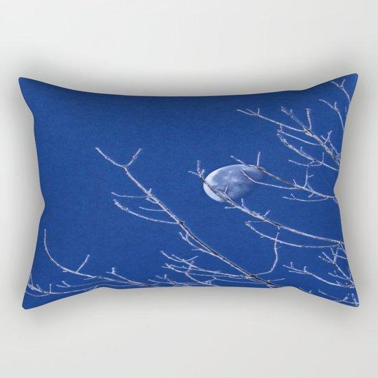 Moon Secrets Rectangular Pillow