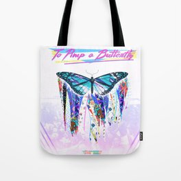 To Pimp a Butterfly 1990s Style Tote Bag