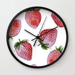 Besis de fresis Wall Clock