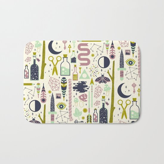 The Witch's Collection Bath Mat