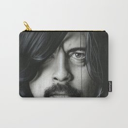 'Grohl In Black II' Carry-All Pouch