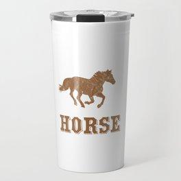 A Ragged Colt Travel Mug