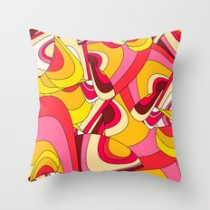 o emilio Throw Pillow