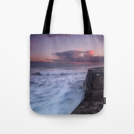 Another Cobb Sunset Tote Bag
