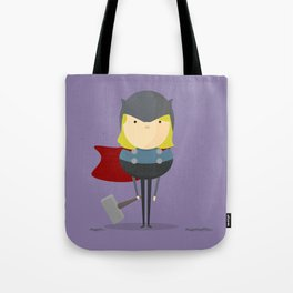 Thor: My handy hero! Tote Bag