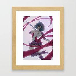 ˹death · reborn · revolution˼ alt Framed Art Print