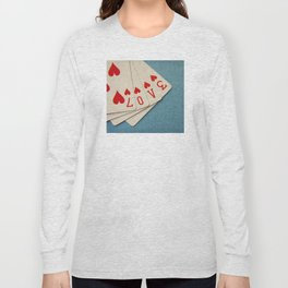 A Full House Long Sleeve T-shirt