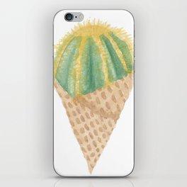 Cactus Scoop iPhone Skin