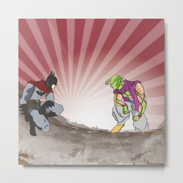 picolo vs hero Metal Print