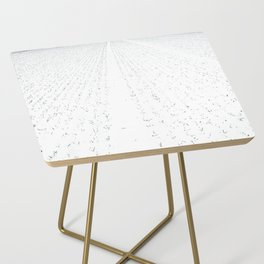 Winter Side Table