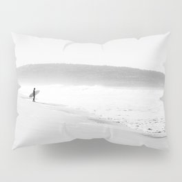 California Surfer Pillow Sham