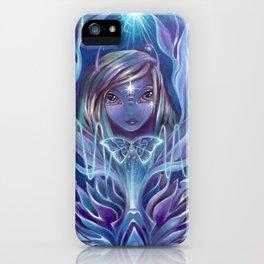 Pleaidian Light iPhone Case