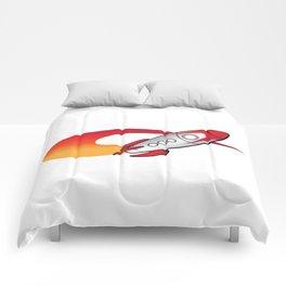 Rocket Ride Comforters