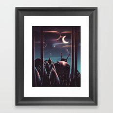 Court Framed Art Print