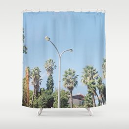 A Family of Trees Shower Curtain