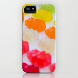 Gummy Bears Rainbow iPhone Case